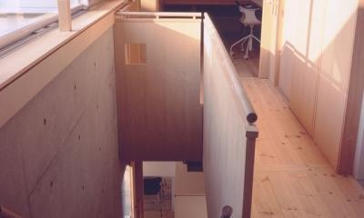 I-HOUSE (廊下)