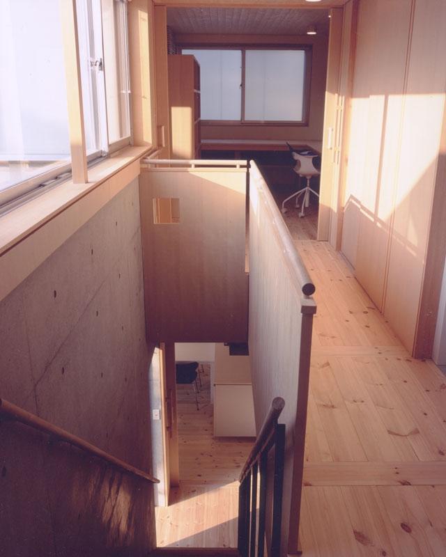 I-HOUSEの部屋 廊下