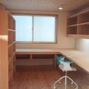 長井義紀の住宅事例「I-HOUSE」