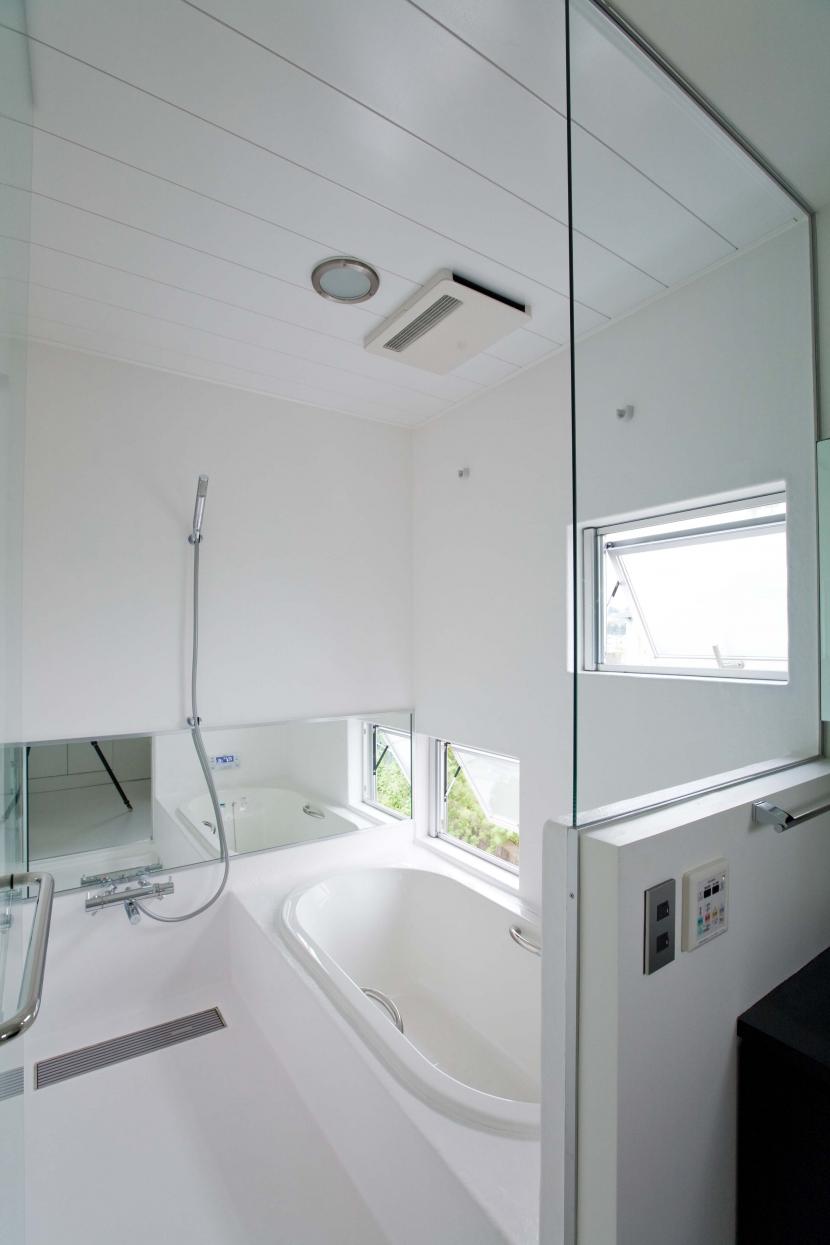 MHの部屋 バスルーム
