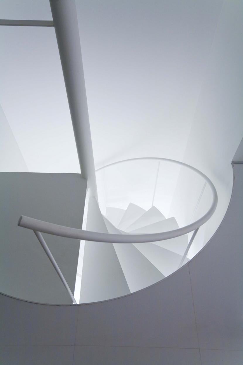 MHの部屋 階段