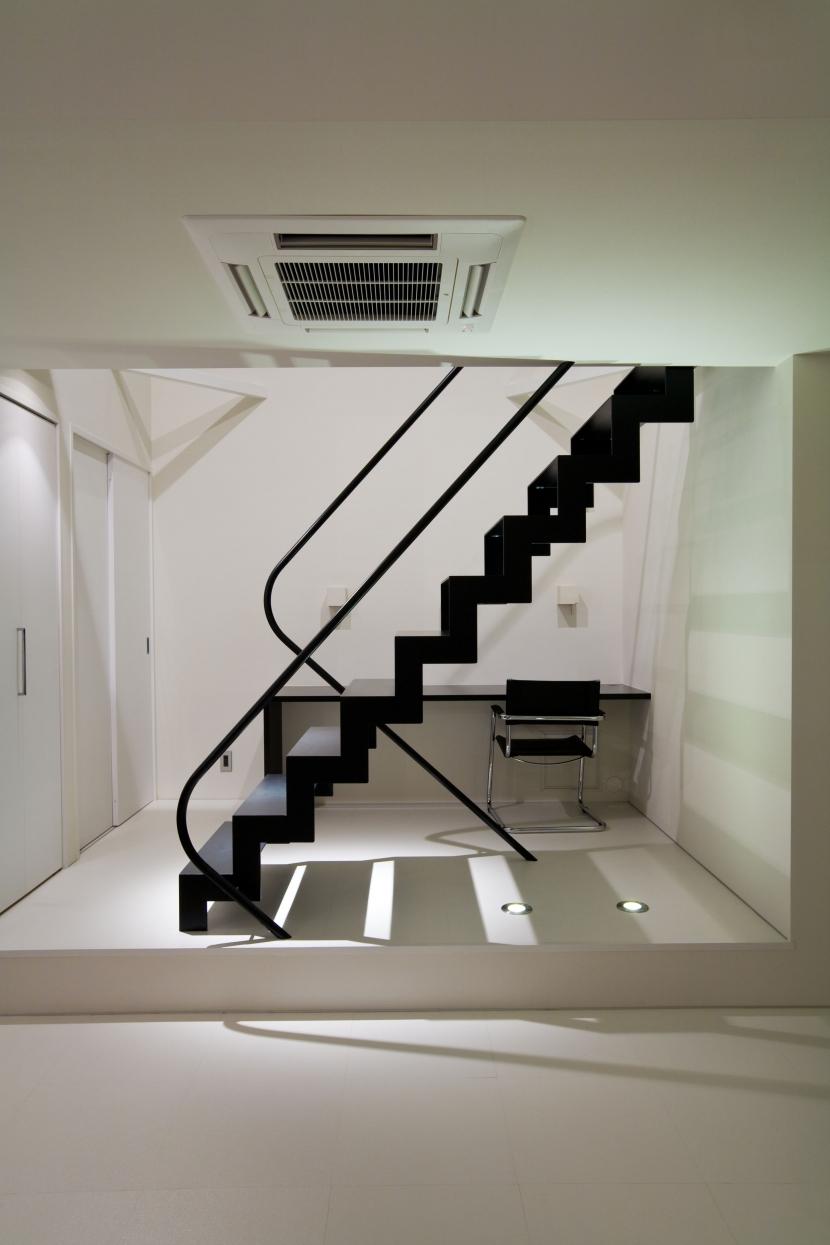 dipの部屋 階段