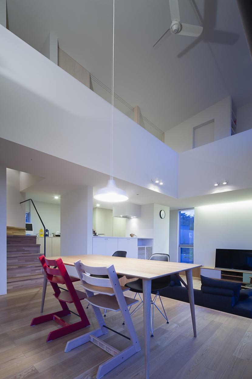 建築家:NAOI「引戸のいえ」