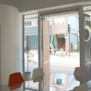 松田 周作の住宅事例「大分市府内五番街商店街振興組合事務所 | 5th Avenue INFORMATION OFFICE」