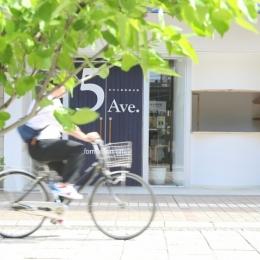 大分市府内五番街商店街振興組合事務所 | 5th Avenue INFORMATION OFFICE (外観)