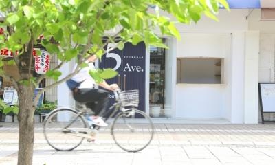 外観|大分市府内五番街商店街振興組合事務所 | 5th Avenue INFORMATION OFFICE