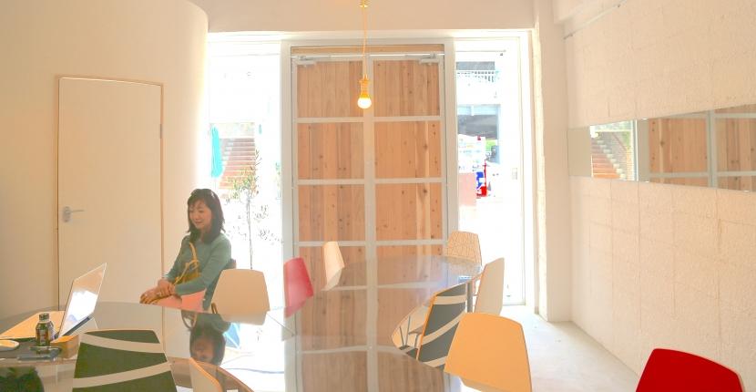 大分市府内五番街商店街振興組合事務所 | 5th Avenue INFORMATION OFFICEの部屋 ミーティングスペース