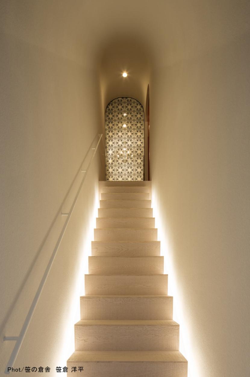 建築家:坂本 貴克「空堀のネイルサロン」