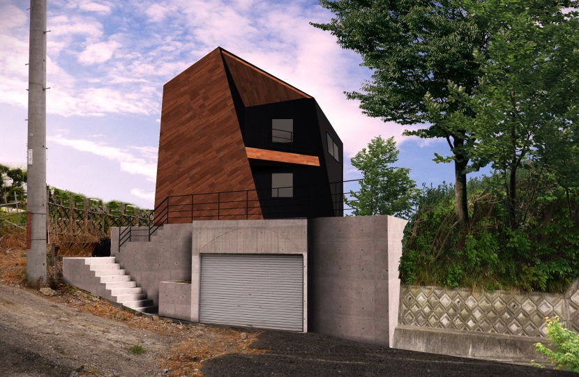 建築家:坂本 貴克「枚方の住宅」