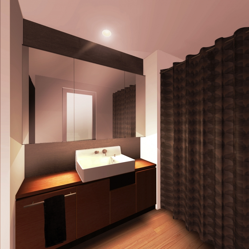 小阪M PJ(A1)の部屋 洗面室