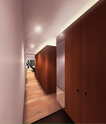 小阪M PJ(A1)の部屋 玄関