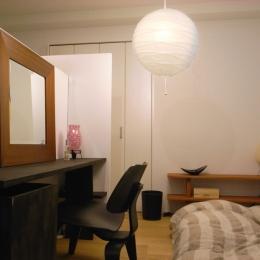 布施Mリノベーション (寝室)