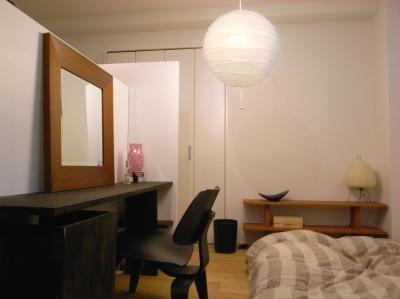 寝室 (布施Mリノベーション)