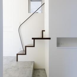 melange (階段)