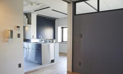 幕の内house (キッチン)
