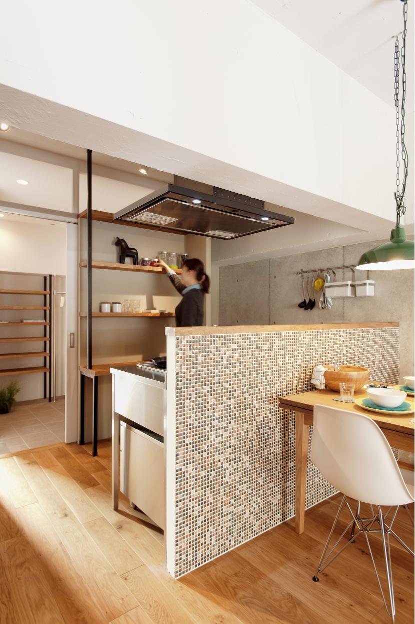 カフェ気分な毎日を満喫の部屋 キッチン