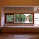 中川由紀子の住宅事例「森を望む家」