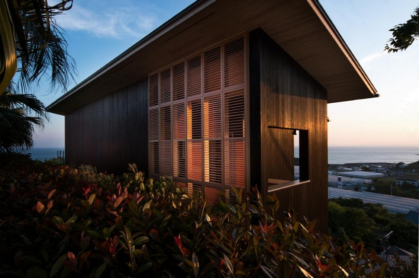 Tei 海がみえる家の部屋 外観