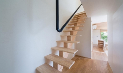 Tei 海がみえる家 (階段)