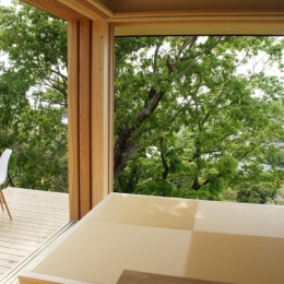 Tei 海がみえる家 (縁側)