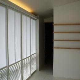 Tei 海がみえる家 (寝室)