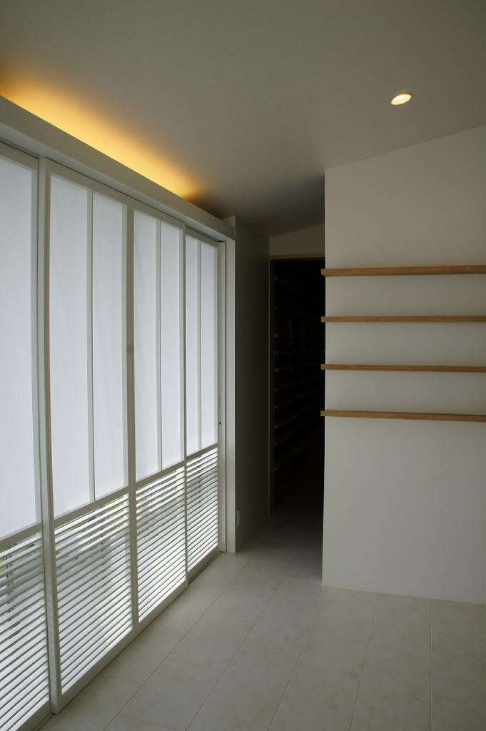 Tei 海がみえる家の部屋 寝室