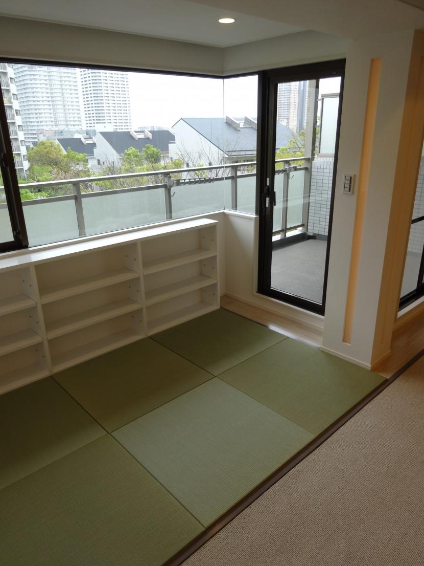 『50代からのリノベーション』 東戸塚邸の写真 サンルームは和室にも