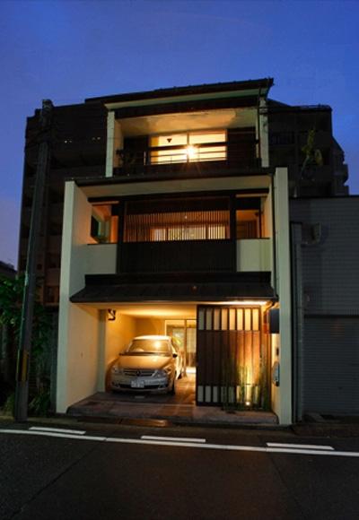 hikariniwaの部屋 全景夜景