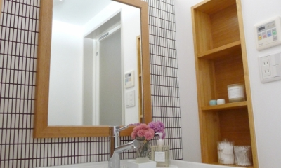 サニタリー|堺市K邸マンションリノベーション