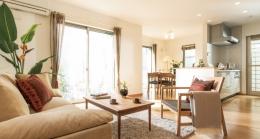 K邸 (Living Dining Room)