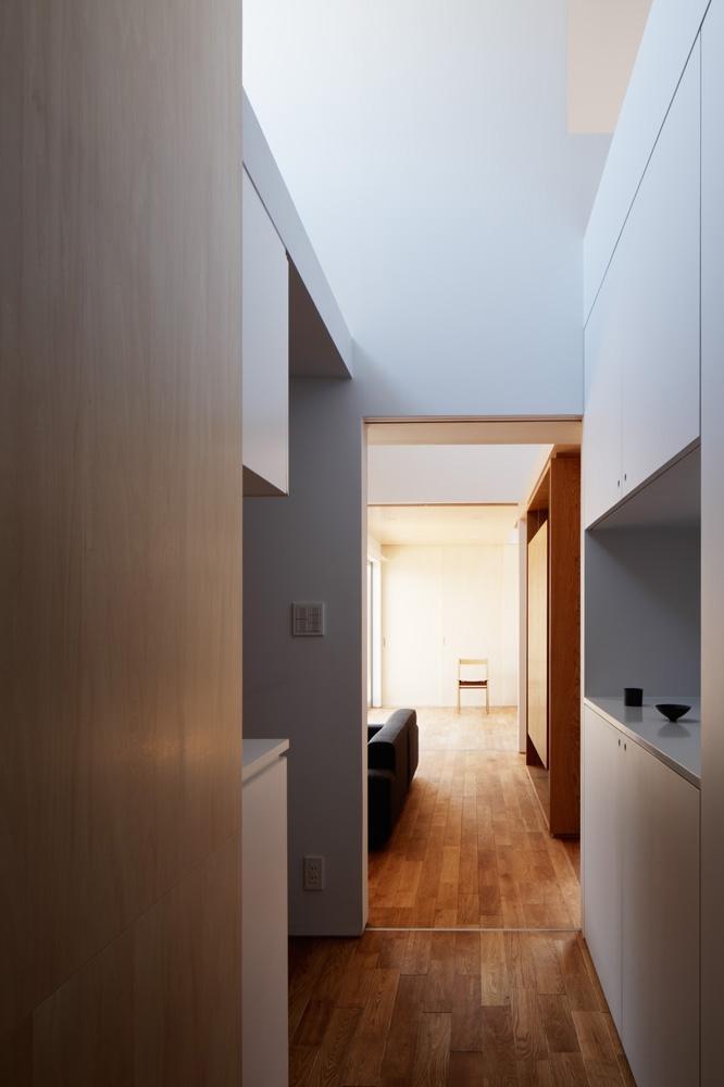 HouseKの部屋 玄関