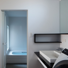 HouseK (脱衣洗面所・浴室)