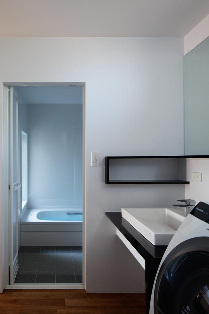 HouseKの部屋 脱衣洗面所・浴室