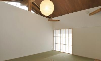 那須の山門 (和室)
