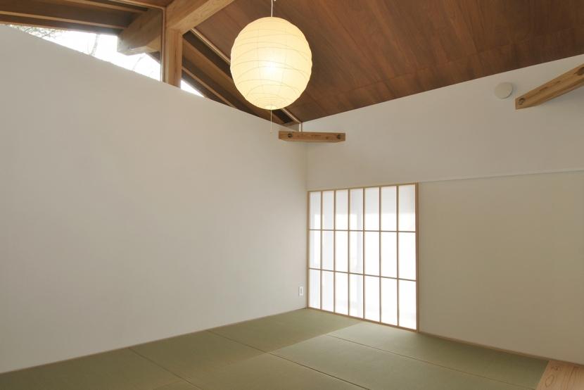 那須の山門の部屋 和室