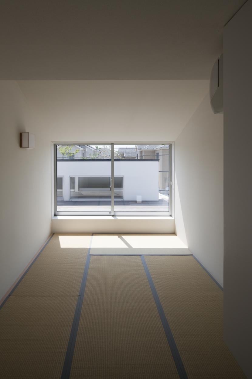 凹みのいえの部屋 和室