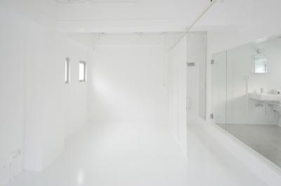 Fog (家具や植物の移動で使いこなすワンルーム)