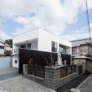 彩ちゃんの家〜大きな吹き抜けサロンのあるバリアフリー対応住宅【大阪市】