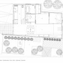 彩ちゃんの家〜大きな吹き抜けサロンのあるバリアフリー対応住宅【大阪市】の写真 平面図