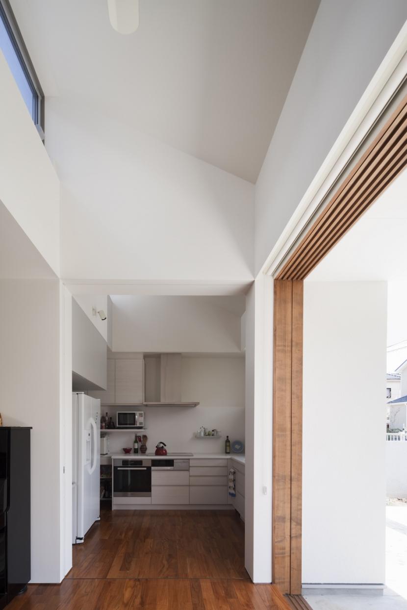 凹みのいえの部屋 キッチン2