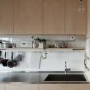 山本嘉寛の住宅事例「引き算の家|シンプル・ナチュラルなマンションリノベーション【京都市】」