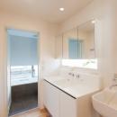 船橋の家の写真 洗面室