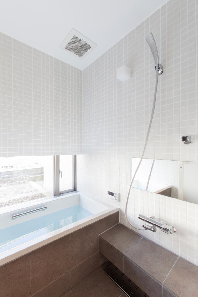 船橋の家の写真 浴室