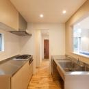 船橋の家の写真 キッチン
