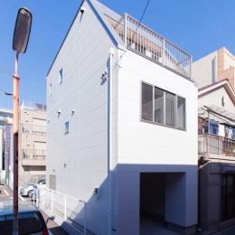 本所の家 (外観1)