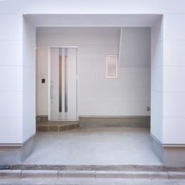 本所の家 (ガレージ1)