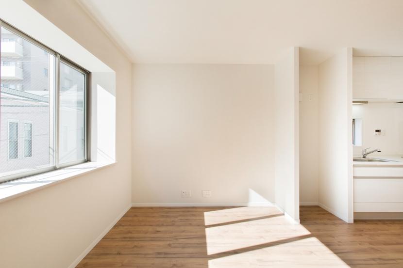 本所の家の部屋 LDK1
