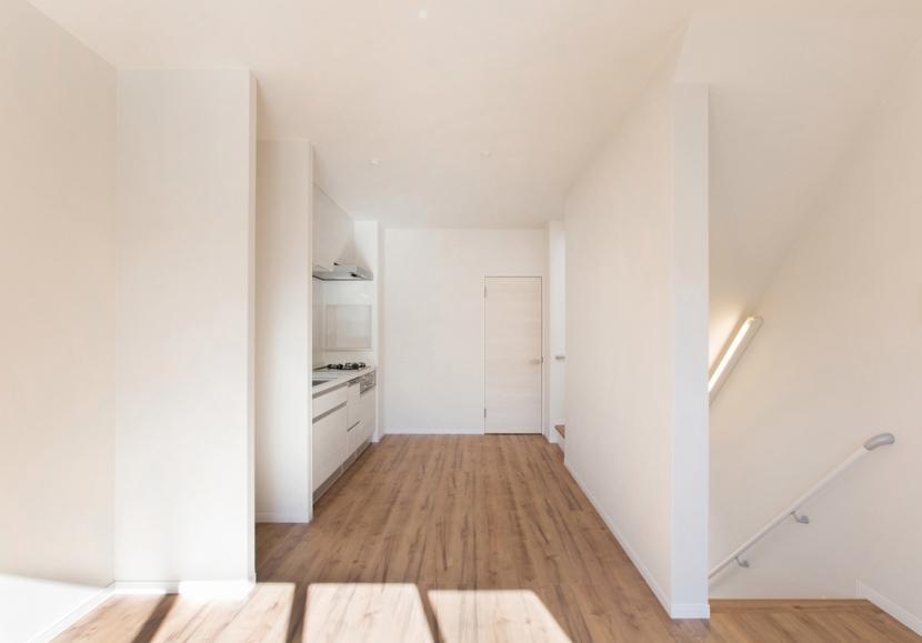 本所の家の部屋 LDK3