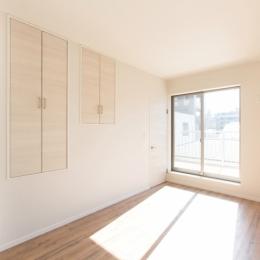 本所の家 (寝室1)