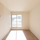 本所の家の写真 寝室2